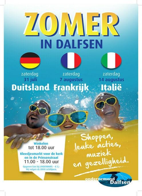 Vakantie vieren in Dalfsen !