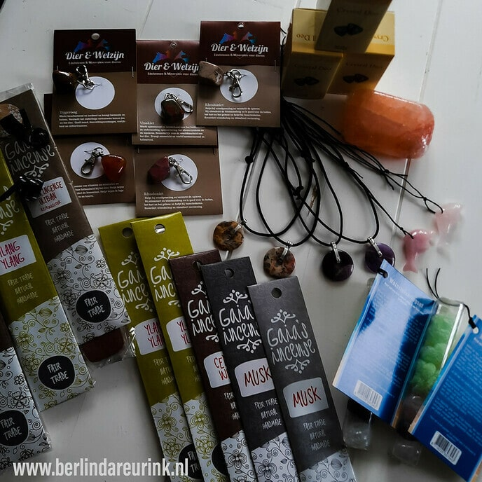 Een verkooppunt voor spirituele (en aanverwante) producten in Dalfsen!