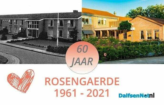 Rosengaerde viert 60-jarig bestaan - Foto: Ingezonden foto
