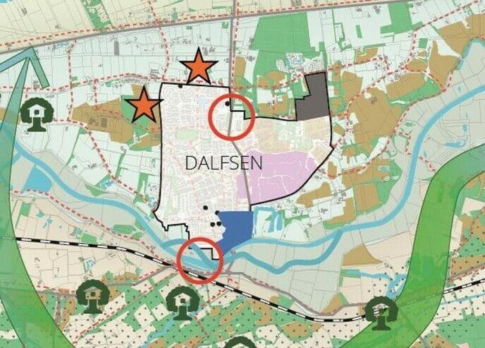 Raad mist onderbouwing voor groei dorp Dalfsen