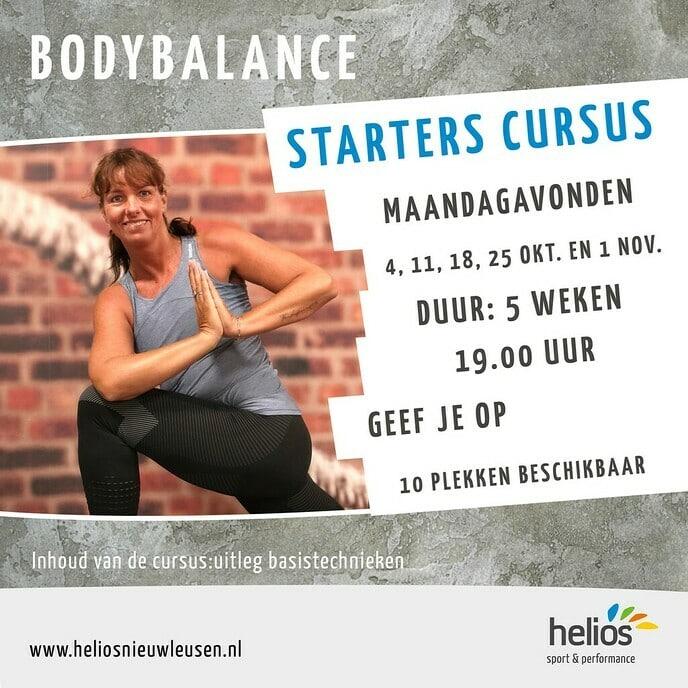 Bodybalance starters cursus - Foto: Ingezonden foto