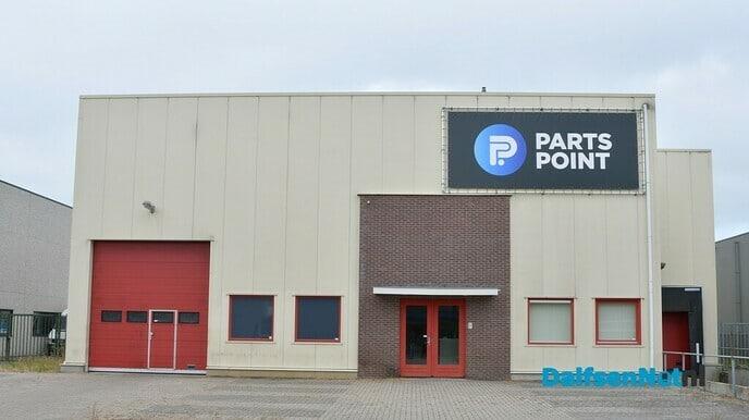 Dabeko wordt Partspoint - Foto: Johan Bokma