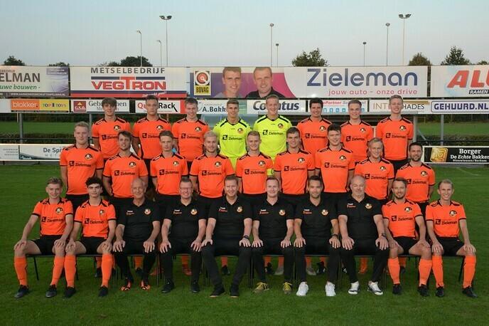 S.V. Nieuwleusen wint bekerwedstrijd van E.Z.C.´84 - Foto: Ingezonden foto