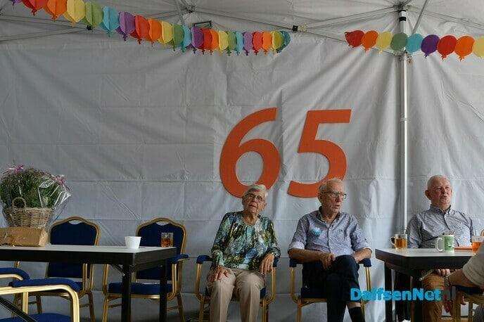 Roelof en Annie Roessink 65 jaar getrouwd - Foto: Johan Bokma