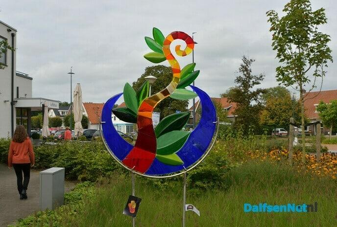 WAK 2021 'Kleurrijk verlopen' - Foto: Johan Bokma