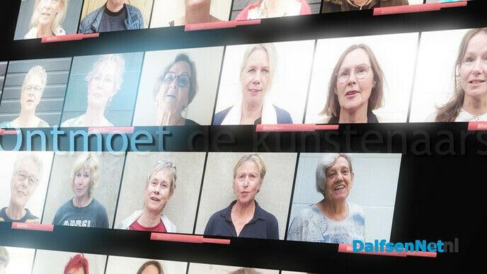 Kunst om Dalfsen en zijn kunstenaars - Foto: Ingezonden foto