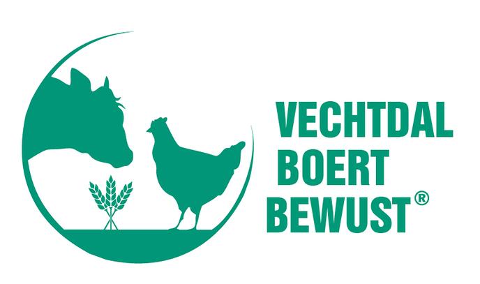 Partnerbordje uitgereikt Vechtdal Boert Bewust