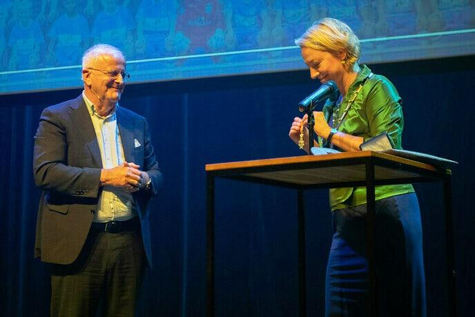 Koninklijke onderscheiding Adriaan Visser - Foto: Ingezonden foto