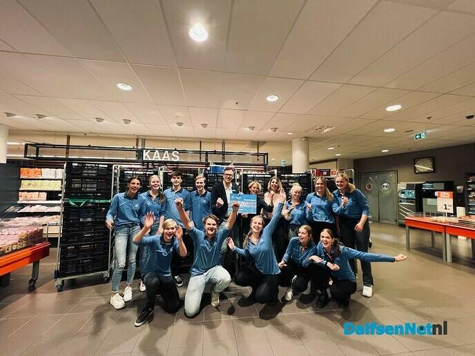Voedselbank Dalfsen-Nieuwleusen - Foto: Ingezonden foto