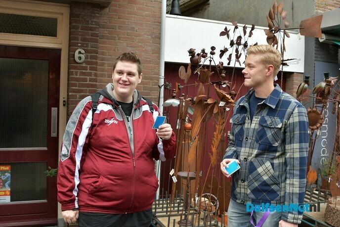 Leuke ontmoetingen tijdens Prokkelmiddag Dalfsen - Foto: Johan Bokma