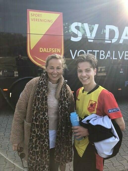 SV Dalfsen stelt overwinning tegen AVV Columbia in slotfase veilig - Foto: Ingezonden foto