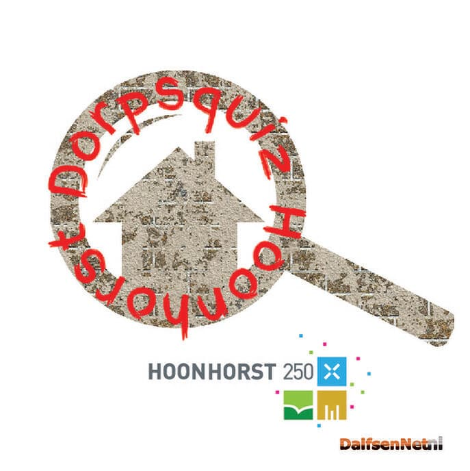 Dorpsquiz Hoonhorst! - Foto: Ingezonden foto