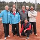 Voorjaarscompetitie tennis