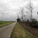Raad Dalfsen akkoord met windturbines langs spoor