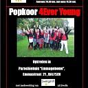Optreden  Popkoor 4EverYoung m.m.v. Swingshift