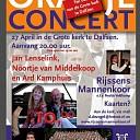 Oranje Concert 27 April 2013