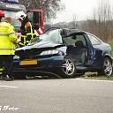 Ongeval letsel Dedemsweg