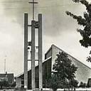 Deze kerk staat al weer 50 jaar in Hoonhorst