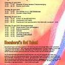Programma 2013 Oranjevereniging Hoonhorst