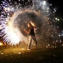 Antares Fireshow in Hoonhorst vanavond