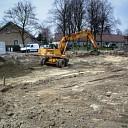 Start bouw locatie wapen van Dalfsen