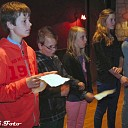 C.B.S. de Wegwijzer maakt eigen Kroningslied in geluidsstudio Jan Kisjes