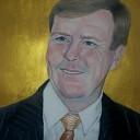 Dalfsenaar maakt portret van Koning Willem