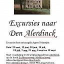 """Ook Agnes excursie Landgoed """"Den Alerdinck"""""""