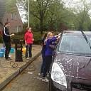 Auto laten wassen voor goed doel Dalfsen