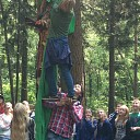 Feest in Park 1813 Lemelerberg
