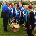 Dames Hoonhorst E1 kampioen