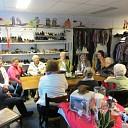 Nieuwsgroep Hulstkampen bezoekt kringloopwinkel