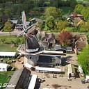 Voorjaarsmarkt en molendag bij Massier
