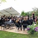 Basisschoolleerlingen speelden mee met orkest