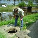 Controle waterpeil Overijssels kanaal