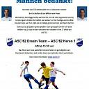 Afscheidswedstrijd Bart Scholten & Jan-Willem van Veen
