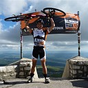 Almar Meijerink voltooid 3x beklimming Mont Ventoux