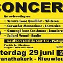 Concert in Nieuwleusen