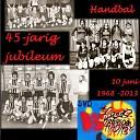 Jubileum en huldiging SVD handbal Dalfsen