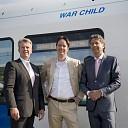 War Child-trein rijdt vanaf vandaag op de Vechtdallijnen