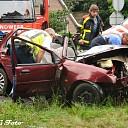 Ernstig ongeval Nieuwleusen (Update)+ video lifeliner 4
