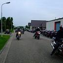 Avond driedaagse motorclub