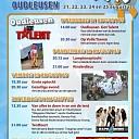 Volledig programma Oranjefeest Oudleusen