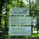 Vreselijk druk in natuurbad Heidepark