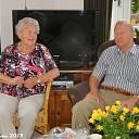 Echtpaar Wink – Brinkman 65 jaar getrouwd.