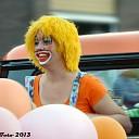 Nog meer foto,s van het Oranjefeest in Oudleusen.