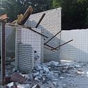 Het is vrijwel gedaan met de Potstal in Hoonhorst, dag 5
