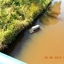 Drijvende rattenval