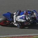 Motorcoureur Koen Meuffels maakt indruk in Francorchamps