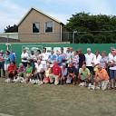 Veel Deelnemers GAP-Tennistoernooi